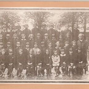 La classe de madame Liègeois (probablement)