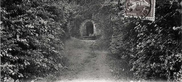 Rue du Fond d'Orval, Chemin de la fontaine