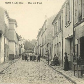 La rue du Fort