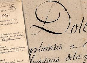 1789 - Le cahier des doléances de Noisy-le-Sec
