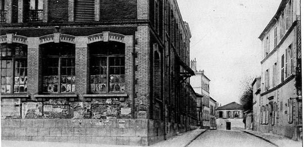 Rue Cottereau