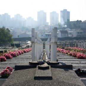 Une visite audio de l'exposition Le Carré du Souvenir au Nouveau cimetière