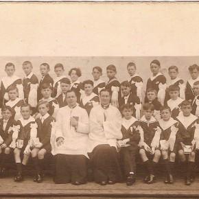 Première communion 1924