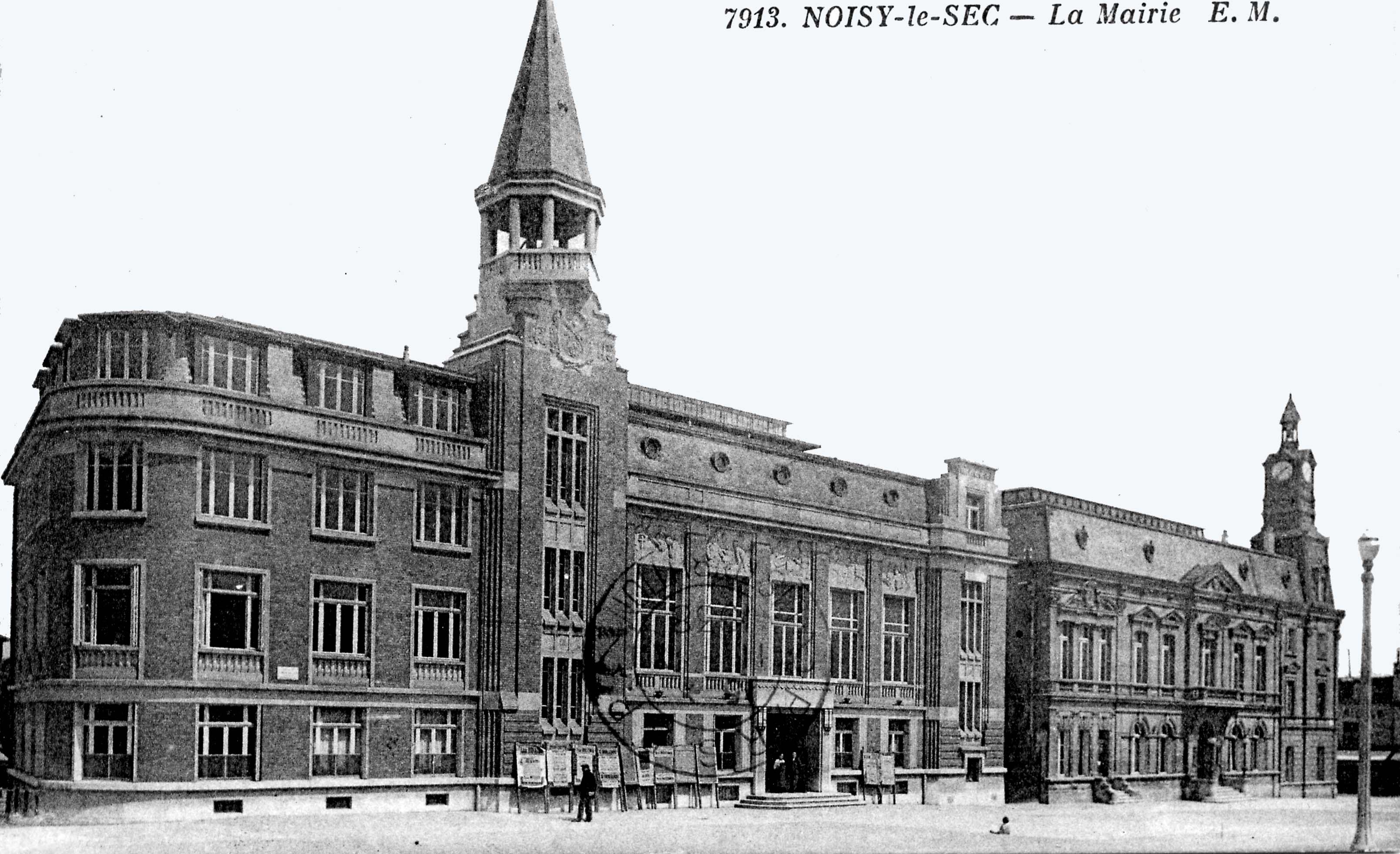 Mairie 1933 noisy le sec histoire - Piscine de noisy le sec ...