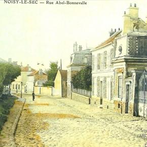 rue Abel Bonnevalle