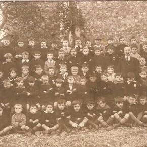 1929, école Sainte-Croix