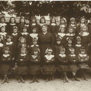 Année scolaire 1920-1921 à Carnot Gambetta