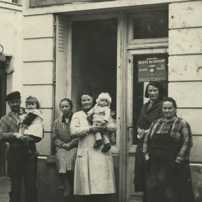 La laiterie de Verneuil, 67 rue de Merlan