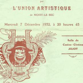 7 décembre 1932, salle du Casino-Cinéma Jojot