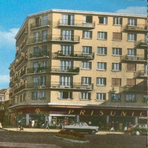 1958, ouverture du magasin Prisunic de Noisy-le-Sec