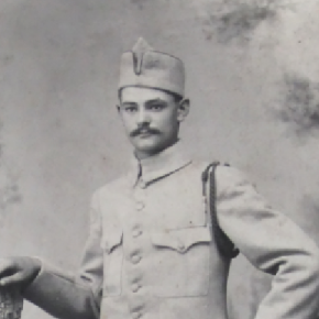 Mon grand-père Camille Espaullard