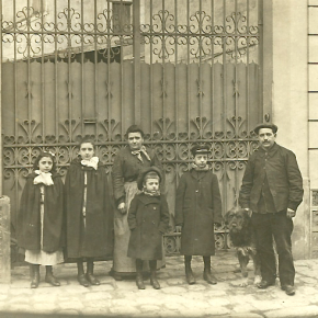 La serrurerie-ferronnerie Blancheteau