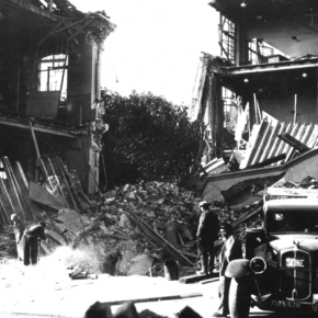 70ème anniversaire du bombardement : les écoles dans la tourmente