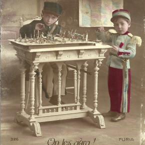 1914-1918, l'image de l'enfant dans les cartes postales de propagande