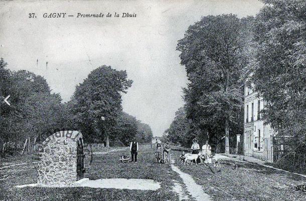 guinguette à Gagny