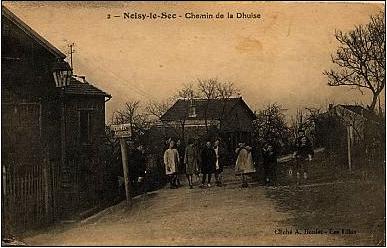 rue de la dhuys
