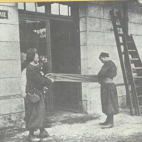 1910, première grève généralisée des cheminots.