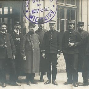 Noisy le 25 avril 1915