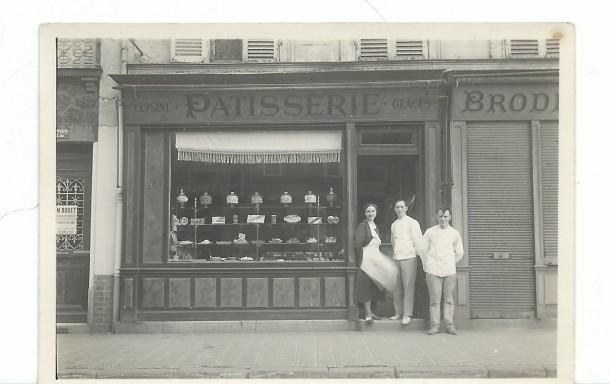 boutique avec apprentis