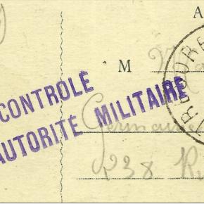 2 août 1916, Ma chère Mère