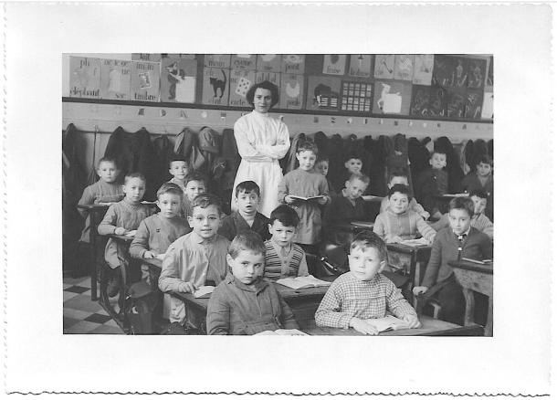 1957 Cp de Mme Michaud