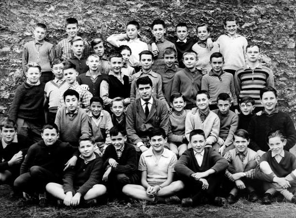 jacques classe 5 ème B CEG Carnot(1960-1961)