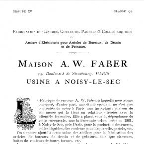 A.W Faber