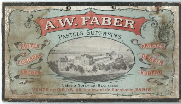 AW Faber