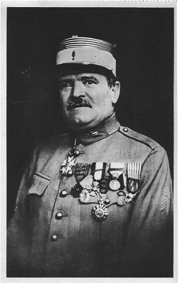 Le commandant Raynal