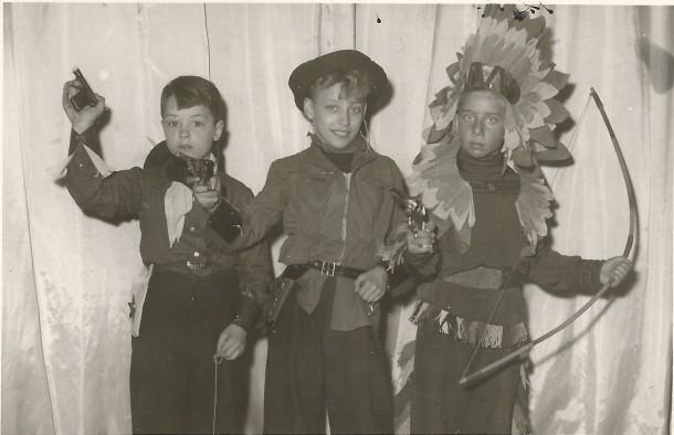 1955 3 garçons