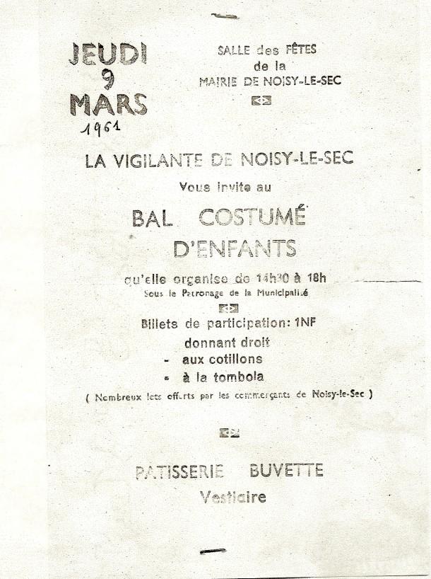 1961 affiche