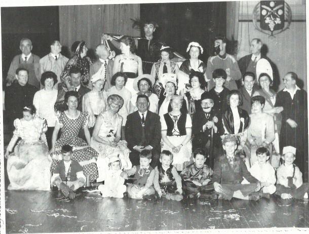 1965 organisateurs et bénévoles