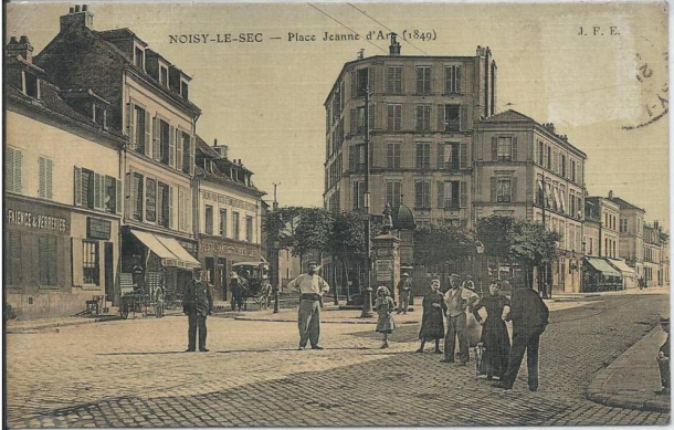 place J d'Arc 1849