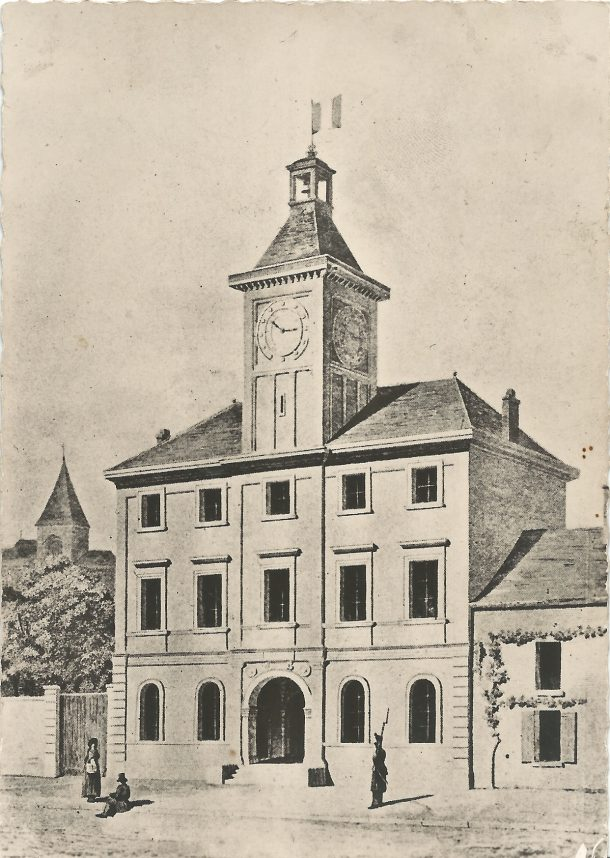 1847 - Paul Eugène Lequeux architecte