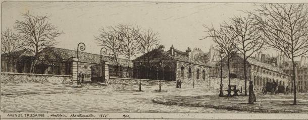 les abattoirs de Montmartre