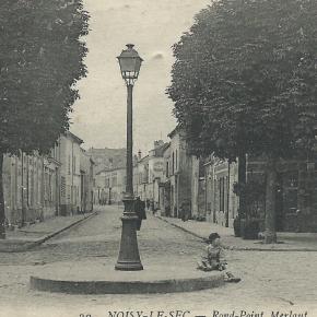 1916, de Noisy-le-Sec où je suis de passage...