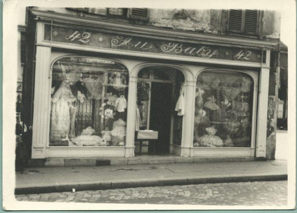 au Baby 42 rue J Jaurès