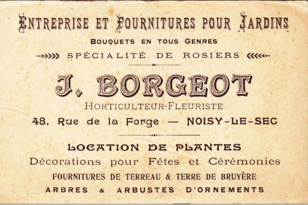 n°48 Borgeot fleuriste
