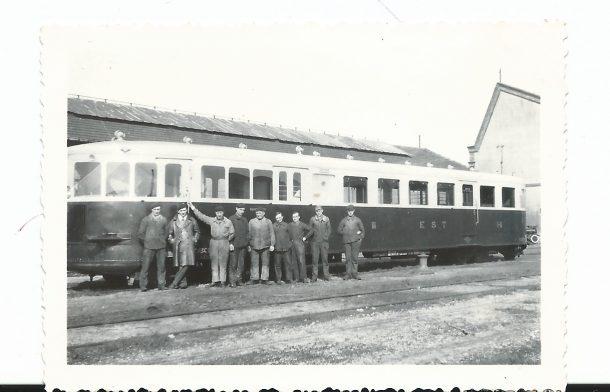 1935 au dépôt