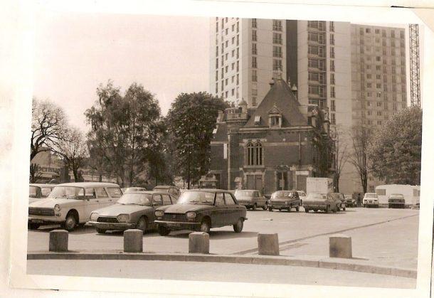 1975 la bibiothèque municipale