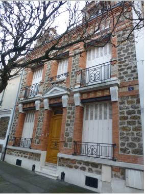 4 rue Dombasle