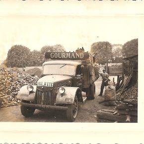 Marchand de charbon, un métier aujourd'hui disparu
