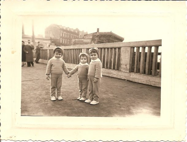 Fersing Pont de la Gare 1954