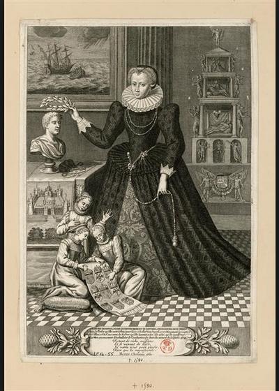 Françoise Robertet 1519-1580