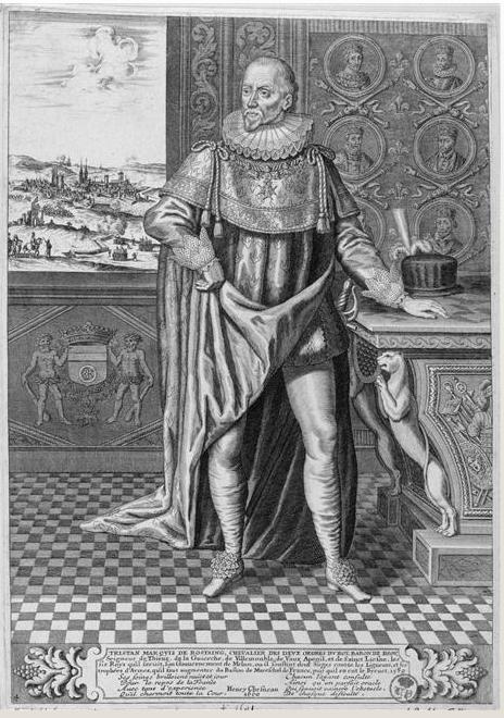 Tristan de Rostaing