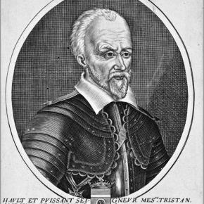 Tristan de Rostaing, seigneur de Noisy-le-Sec de 1544 à 1591