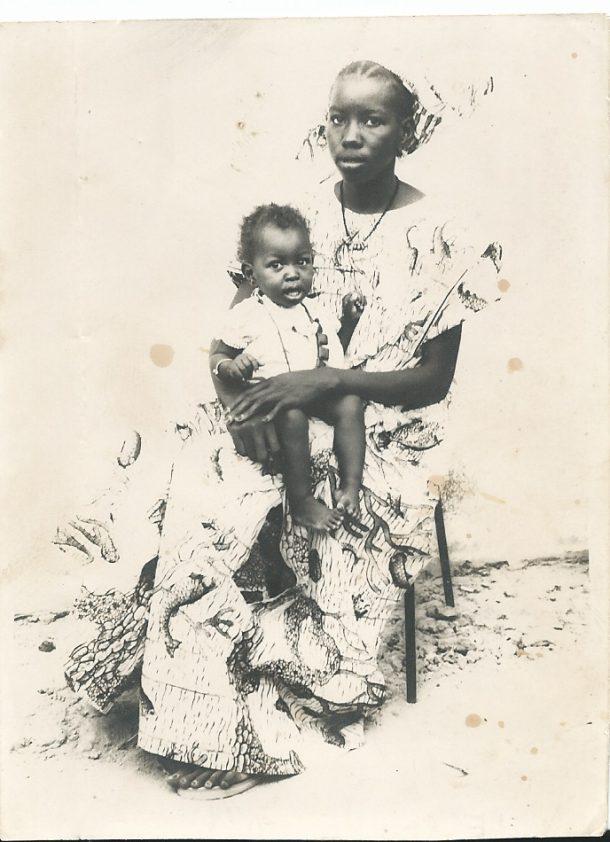 La famille Amadou arrivée en 1983.