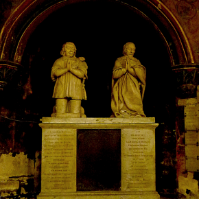 tombeau rostaing