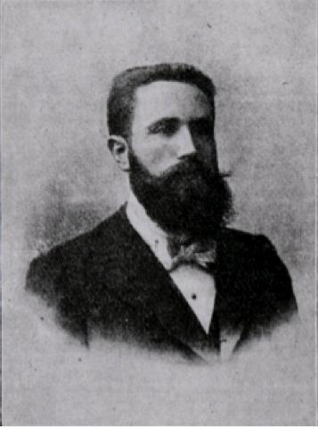 Hector Espaullard vers 1900