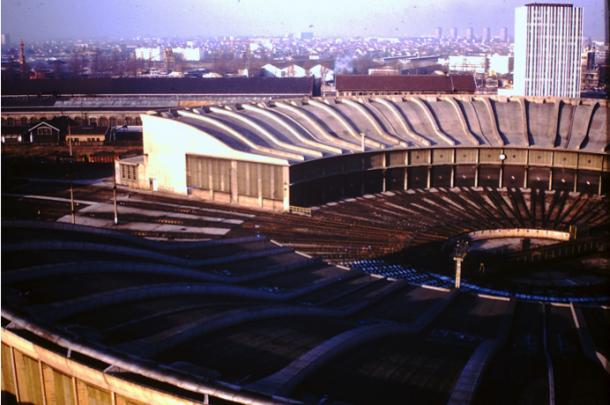 1970 rotonde
